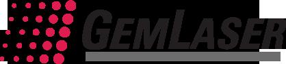 GemLaserService.com, header logo